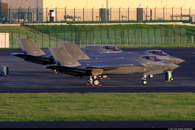 Israel F 35A delivery Joao Toste 640