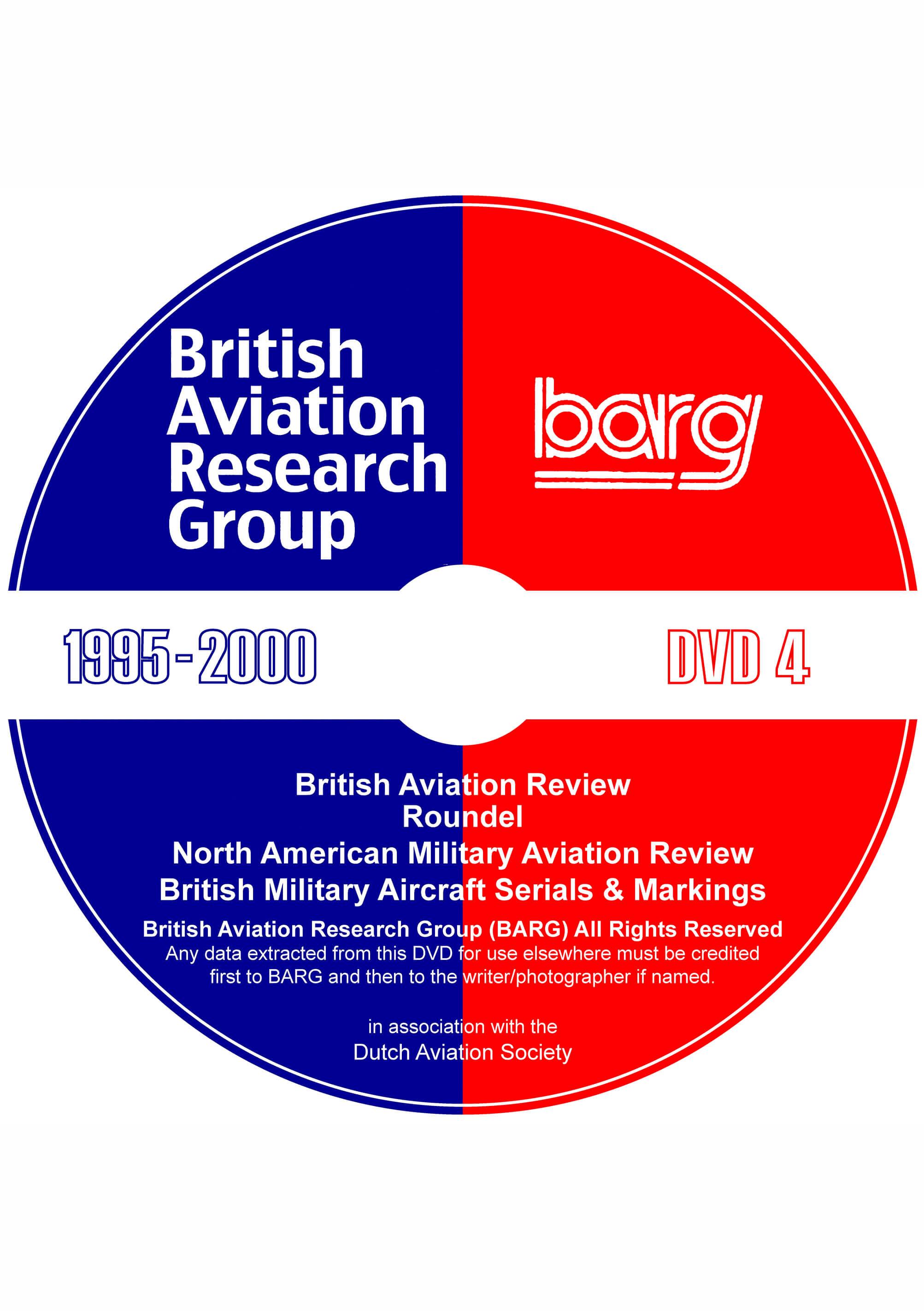 BARG DVD 4 (1995-2000)